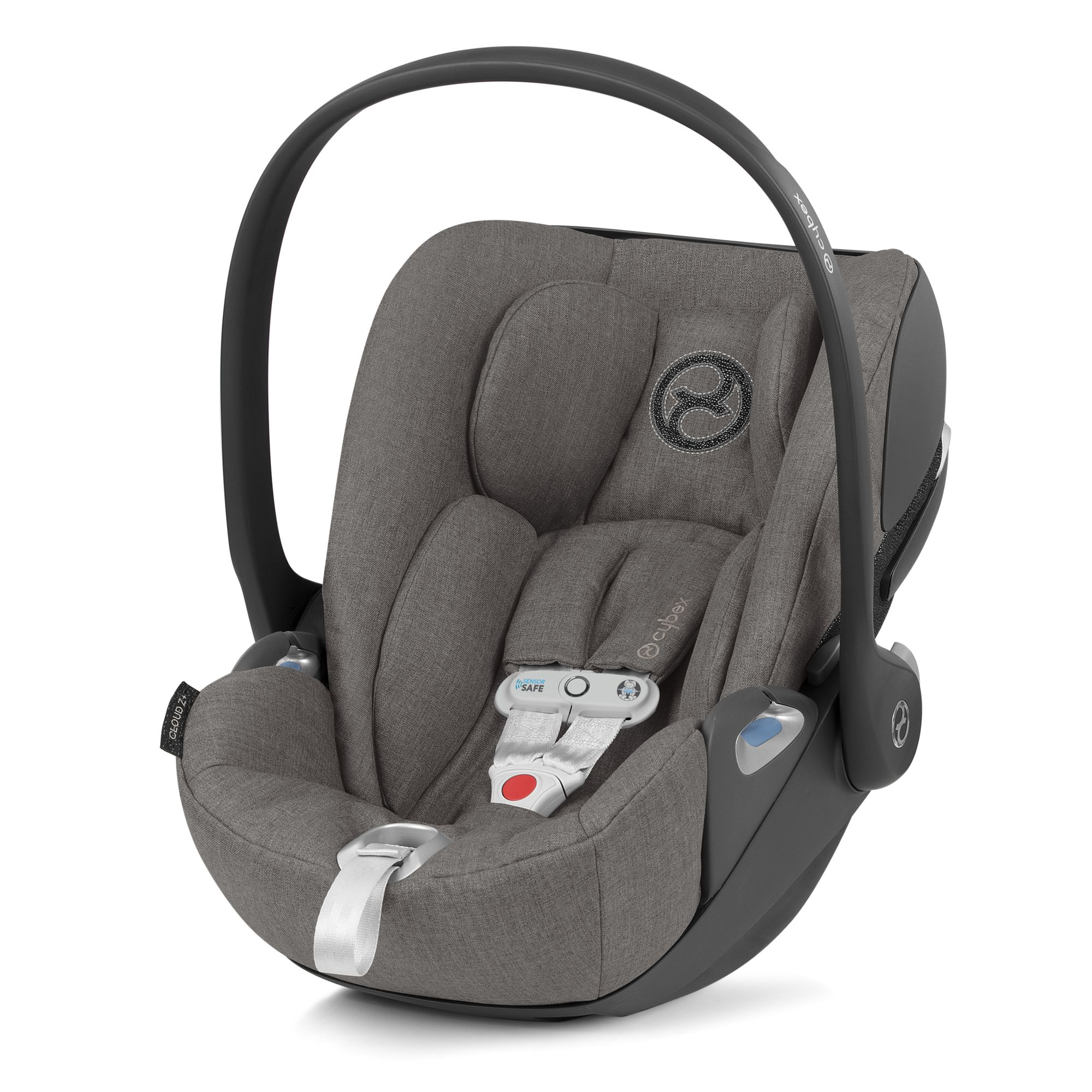 CYBEX CLOUD Z I-SIZE SENSORSAFE SOHO GREY 2021