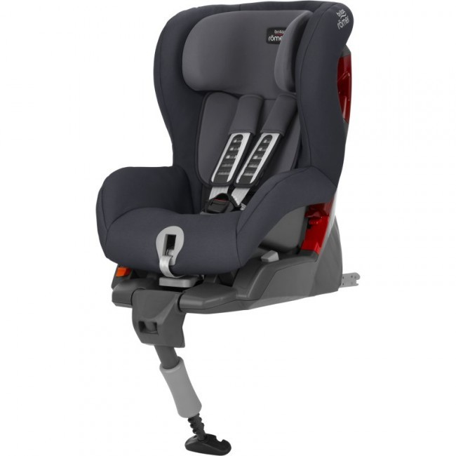 BRITAX Römer - SAFEFIX plus - storm grey