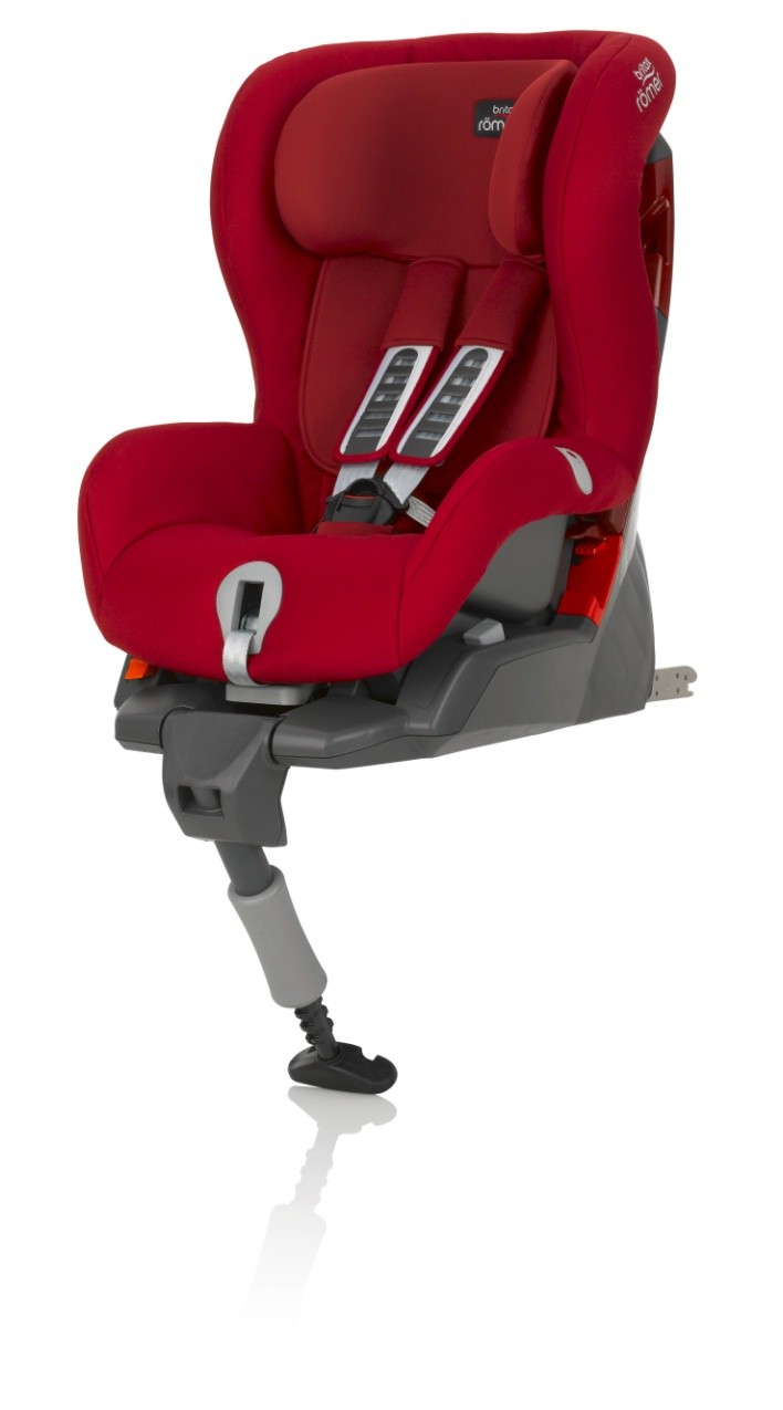 BRITAX Römer - SAFEFIX plus - Flame red