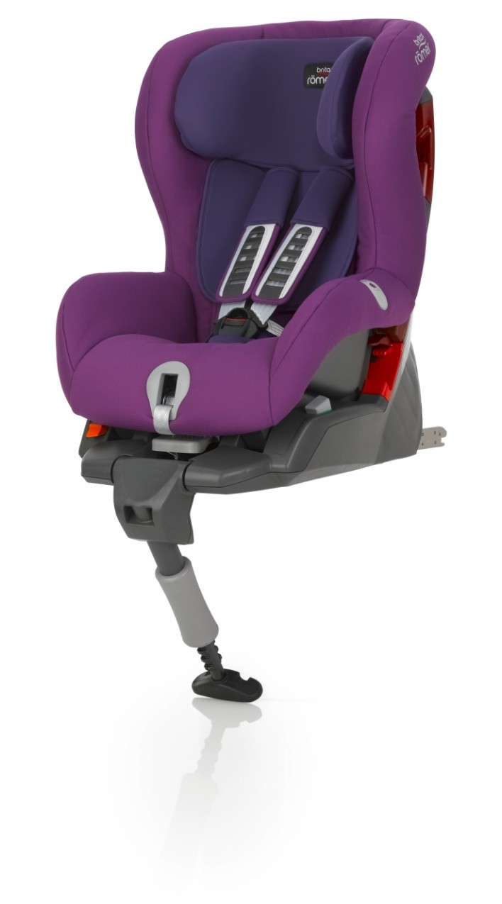 BRITAX Römer - SAFEFIX plus - Mineral purple