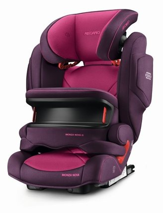 Autosedačka Recaro Monza NOVA IS - Power Berry