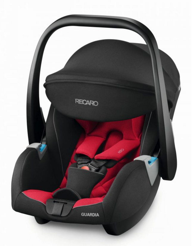 RECARO GUARDIA AUTOSEDAČKA racing red