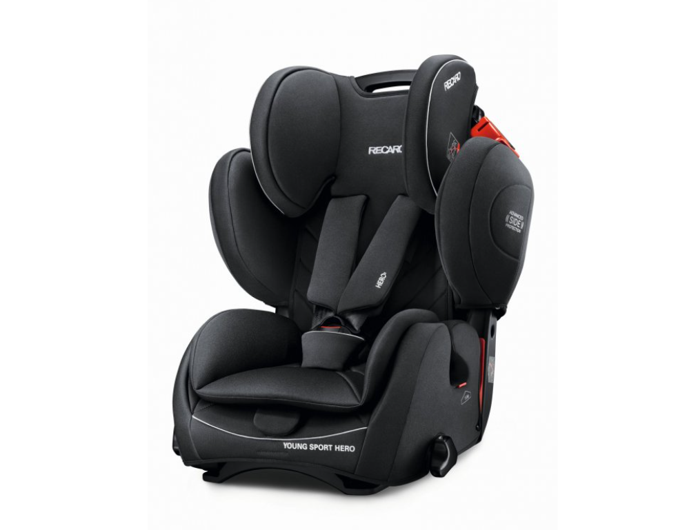 RECARO YOUNG SPORT HERO AUTOSEDAČKA Core Performance Black