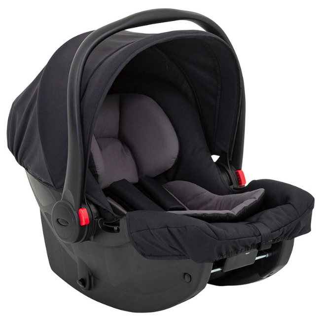 Graco Snugessentials i-Size 2019 midnight black