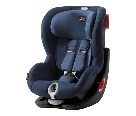 BRITAX RÖMER King II LS Black - moonlight blue