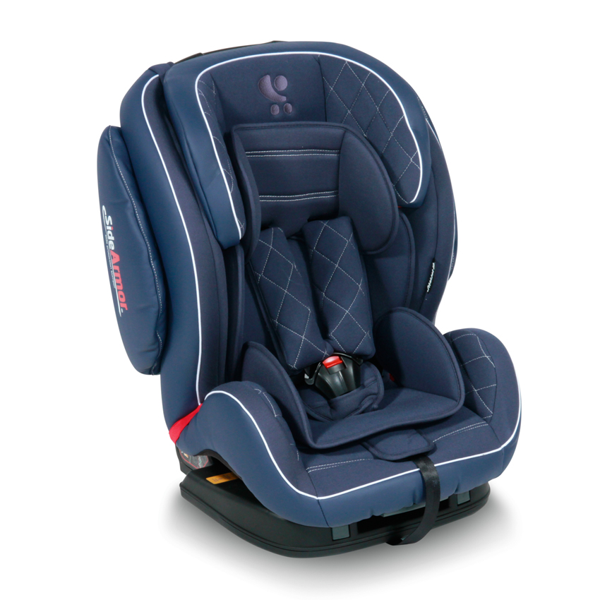 Autosedačka Lorelli MARS ISOFIX DARK BLUE LEATHER 9-36 KG