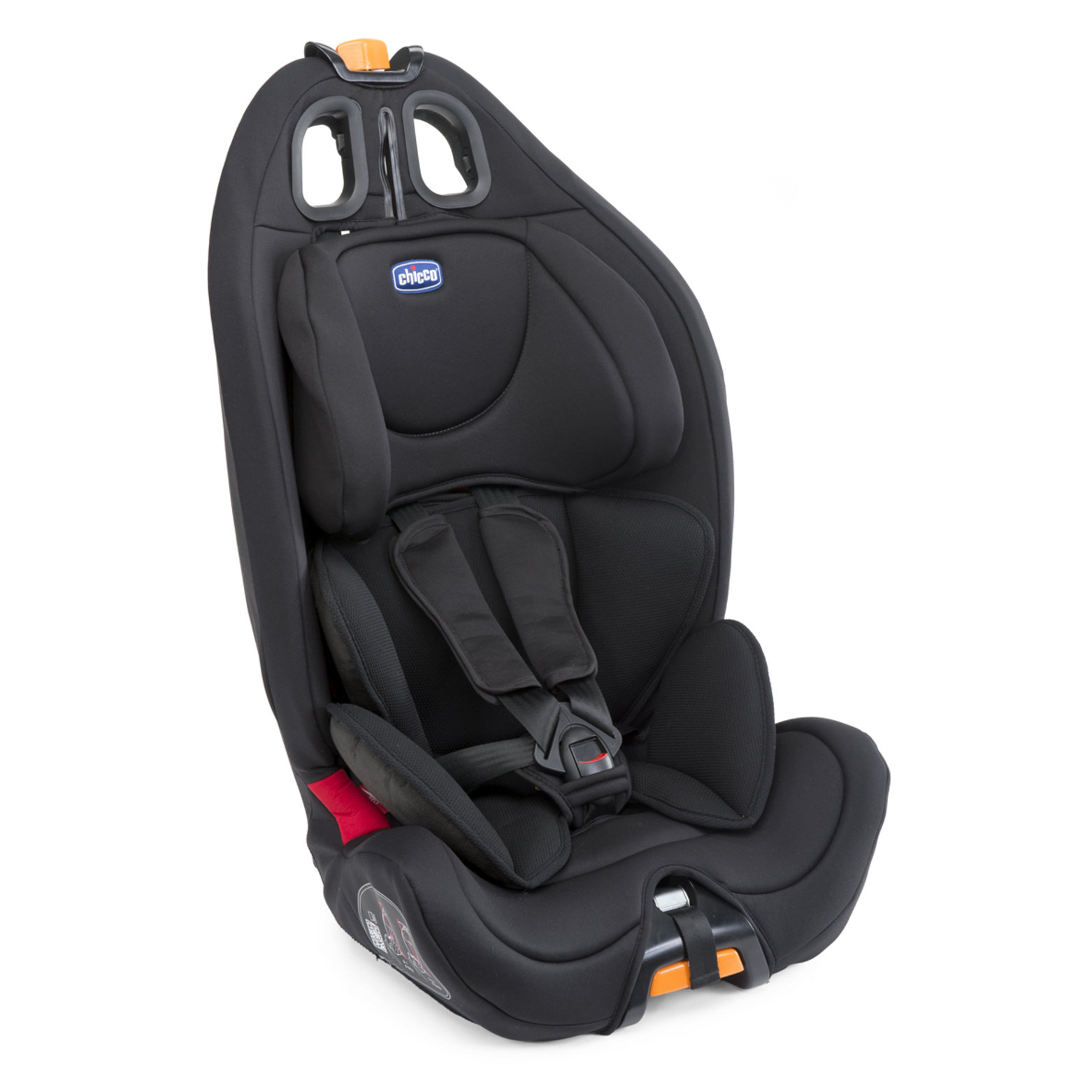 AUTOSEDAČKA GRO-UP 123 CHICCO BLACK