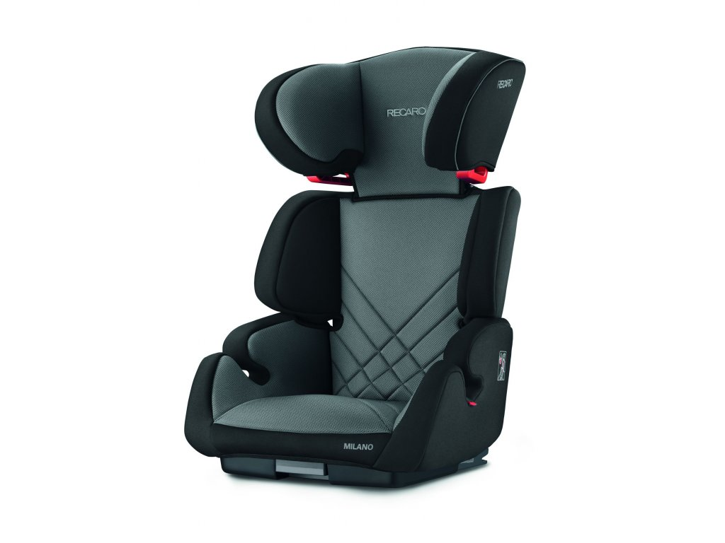 RECARO MILANO SEATFIX CARBON BLACK
