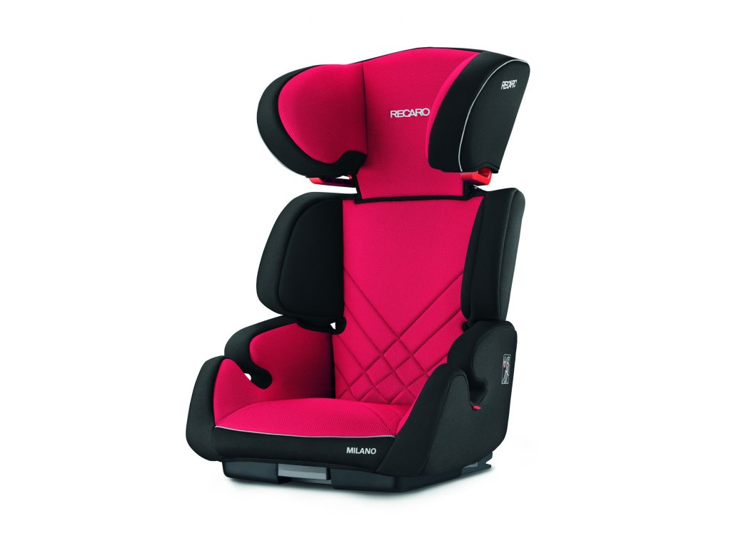 RECARO MILANO SEATFIX RACING RED