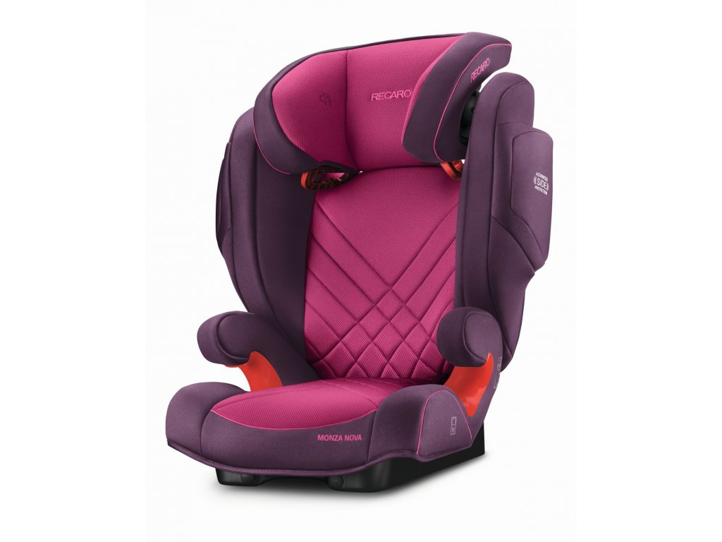 RECARO MONZA NOVA 2 POWER BERRY