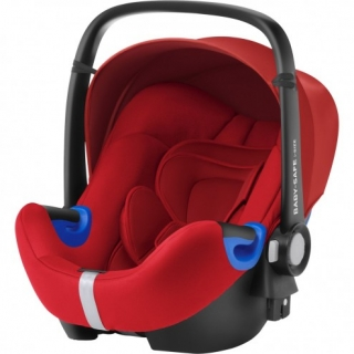 BRITAX Römer - Baby-Safe i - Size - flame red