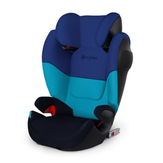 CYBEX SOLUTION M-FIX SL BLUE MOON