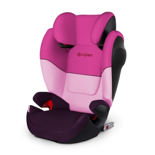 CYBEX SOLUTION M-FIX SL PURPLE RAIN