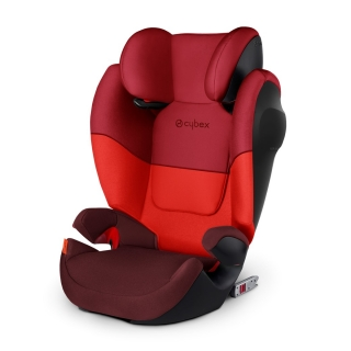 CYBEX SOLUTION M-FIX SL RUMBA RED