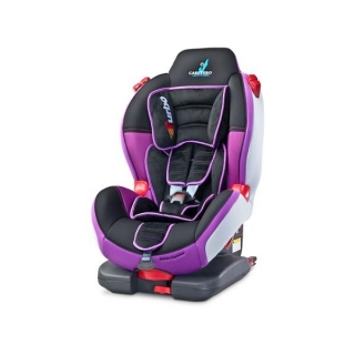 Autosedačka CARETERO Sport Turbo Purple 2016
