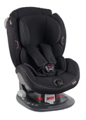 iZi Comfort X3 Black Car Interior