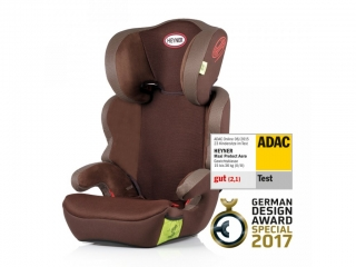HEYNER MAXIPROTECT AERO AUTOSEDAČKA cookie brown
