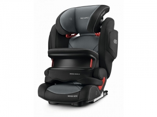 RECARO MONZA NOVA IS CARBON BLACK