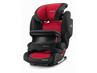 RECARO MONZA NOVA IS RACING RED
