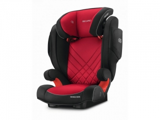 RECARO MONZA NOVA 2 RACING RED